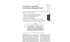 Picarro CM-CRDS System Brochure