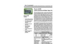 CO2 Analyzer Data Sheet (PDF 96 KB)