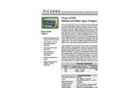 CH4 Analyzer Data Sheet (PDF 96 KB)