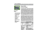 NH3 Analyzer for Ambient Air Data Sheet (PDF 96 KB)