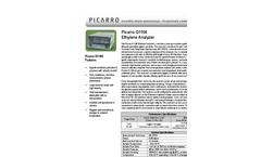 Ethylene Analyzer Data Sheet (PDF 96 KB)