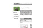 Analyzer for Isotopic Water Liquid datasheet