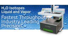 Model L2120-i - Water Analyzer, Liquid and Vapor
