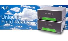Picarro - Model G5101-i - Continuously Measuring N2O Analyzer