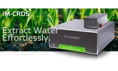 IM-CRDS System for Isotopic Water Analysis