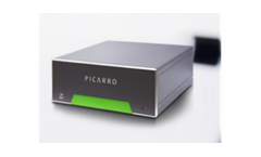 Picarro - Model SI2000 - Cleanroom Monitoring Analyzer