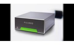 Picarro - Model SI2000 - Cleanroom Monitoring Analyzer
