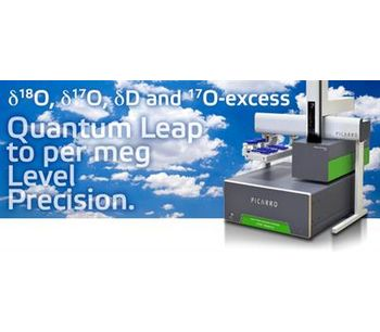 Model L2140-i  - High-precision triple oxygen isotope analyzers