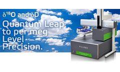 Model L2130-i - δ D and δ 18 O High-Precision Isotopic Water Analyzers