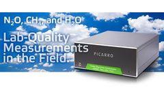 Model G2308 - CRDS Analyzer N2O + CH4 + H2O in Air