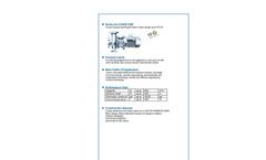 ALLCHEM - Series CNB - Volute Casing Centrifugal Pump - Brochure