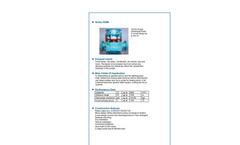 ALLMARINE - Series NISM - Volute Casing Centrifugal Pump - Brochure