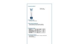 ALLPRO - Series PT - Propeller Pump - Brochure