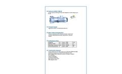 ALLMAG - Series CNB-M - Volute Casing Centrifugal Pump - Brochure
