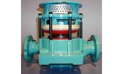 ALLMARINE - Model Series NISM - Volute Casing Centrifugal Pump