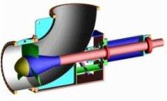 ALLPRO - Model Series PPR - Propeller Pump for Horizontal or Vertical Installation