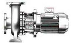 ALLCHEM - Model Series CNB - Volute Casing Centrifugal Pump