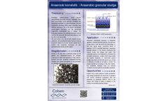 Anaerobic Granular Sludge - Active Biomass for Inocculation and Kick Start UASB Brochure