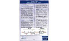 Poul-AR Treatment Method for Poultry Manure Brochure