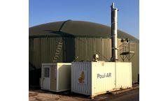 Poul-AR - Poultry Manure Treatment Method