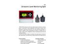 WESS - Model LEV100 Series - Ultrasonic Level Meter - Brochure