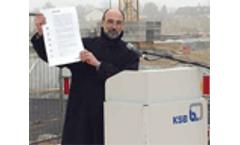 KSB invests €40m in new German pump factory