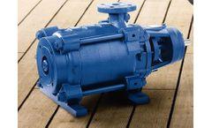 Multitec - Model RO - Multistage High-Pressure Pumps