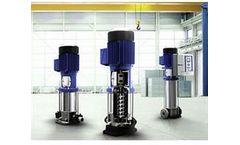 KSB - High-Pressure Pumps