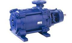 Multitec - Versatile High-Pressure Pump with Low NPSH Values