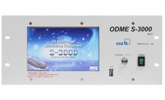 KSB - Model ODME S-3000 - Oil Discharge Monitoring Equipment