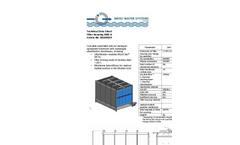 MB2-4 - Filter Frame Technical Datasheet