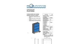 MB3-1 - Filter Frame Technical Datasheet