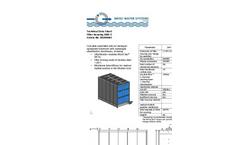 MB3-5 - Filter Frame Technical Datasheet