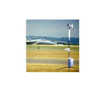 Portable Aviation Weather Stations