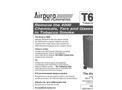 Airpura - Model T600 - Air Purifiers - Brochure