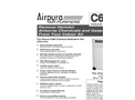 Airpura - Model C600 - Air Purifiers - Brochure