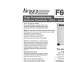 Airpura - Model F600 - Air Purifiers