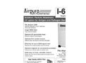 Airpura I-600 Air Purifiers Brochure