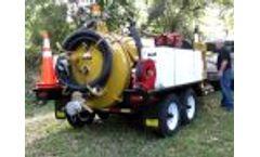 Vac-Tron LP Series Hydro Excavator Training Video