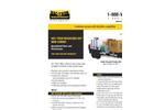 Vac-Tron - Model MC555/855 SDT - Mini-Combo Series Sewer Jetting System Brochure