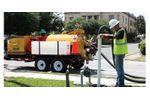 Vac-Tron - Model LP 573/873 SDT - Industrial Vacuum & Hydro Excavator
