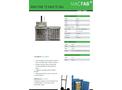 MACFAB 75 Multi Gal Vertical Balers - Brochure