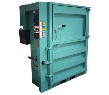 Low Height Vertical Balers-3
