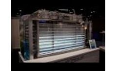 Enaqua: A part of Grundfos Group - Flow & Level Pacing with UV disinfection system | Grundfos Pumps Video