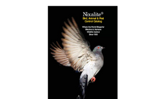 Nixalite - Bird, Animal & Pest Control Product Catalog