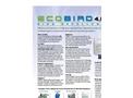EcoBird - Model 4.0 - Fogging Bird Repellent - Brochure