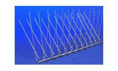 Nixalite - Model E-Spike - Economy Stainless Steel Bird Spikes