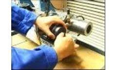 IGEBA TF 35 Thermal Fogger Air Intake Cleaning Video