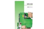 Bergmann PS 800 (800 Litre Capacity) Roto Compactor - Brochure