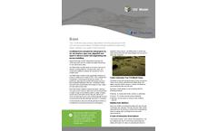 12d - Model Base - Survey Modelling - Brochure